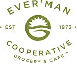 Ever'man Cooperative Grocery & Cafe logo