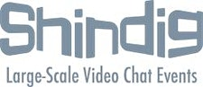 Shindig: Live online video chat events logo