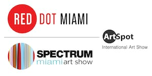 Red Dot Miami | Spectrum Miami | ArtSpot Miami 2016...