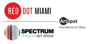 Red Dot Miami   Spectrum Miami   ArtSpot Miami 2016...