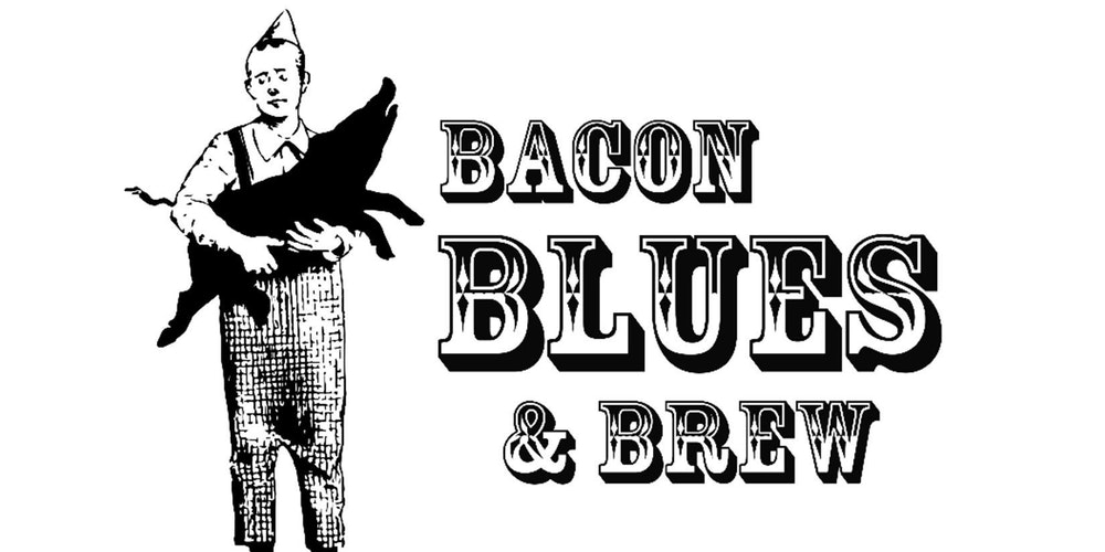 Image result for bacon blues & Brew batesville