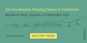 Revolve Mobility Debate - Reinventing Urban Mobility