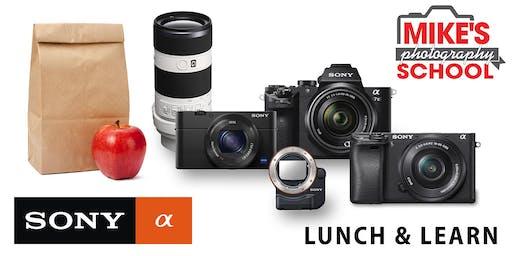 Sony Lunch & Learn- Boulder
