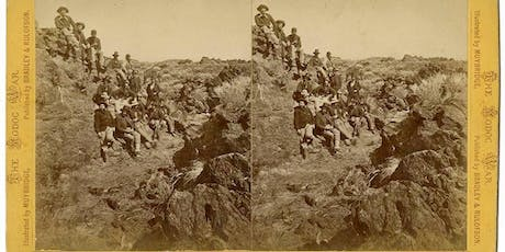 Modoc War Photographs and How Native Americans Were Portrayed tickets