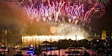 New Years Eve on Sydney Harbour 2019 - Vagabond Spirit