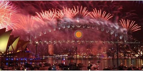 New Years Eve Cruise Sydney Harbour 2019 - Vagabond Princess tickets
