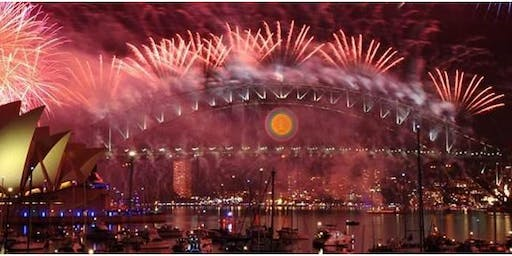 New Years Eve Cruise Sydney Harbour 2019 - Vagabond Princess