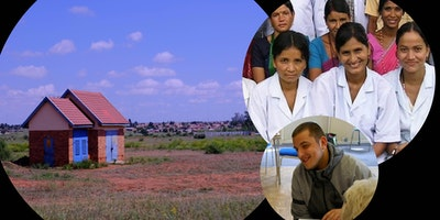 Meeting public health challenges in communities: global perspectives