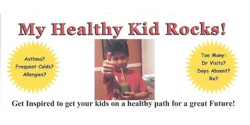 My Healthy Kid Rocks!