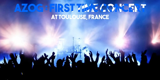 Azog - Toulouse First Time Concert