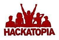 Hackatopia logo