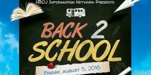 Pensacola: 2016 Bookbag/School Supply Give-Away...