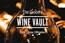 The Grocery Wine Vault logo