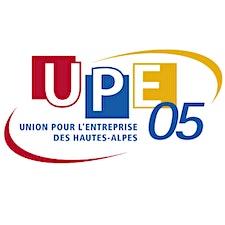 UPE 05 - 1er réseau d'entrepreneurs des Hautes-Alpes logo