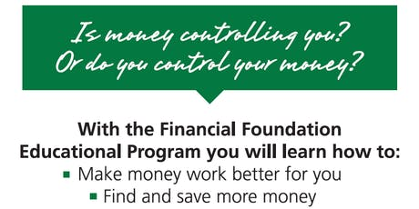 IMPROVE YOUR MONEY SKILLS WITH FINANCIAL LITERACY CLASSES & WORKSHOPS tickets