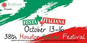 38th Houston Italian Festival