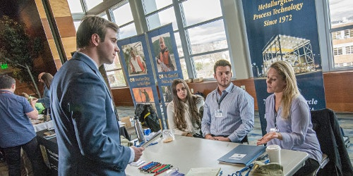 2020 UNR STEM Career & Internship Fair