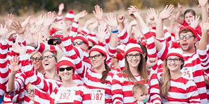 VOLUNTEERS for the Waldo Waldo 5K 2016