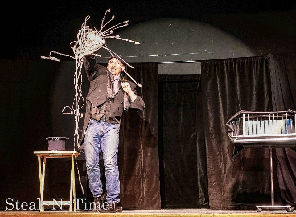 Thursday Evening Comedy Magic Show