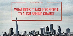 What does it take for people to align behind change?