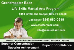 After School Plantation Only $72.00 per week (20% off rate)