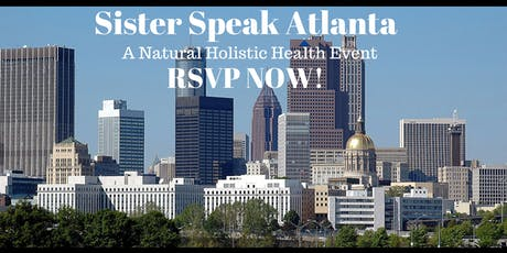 Sister Speak Atlanta tickets