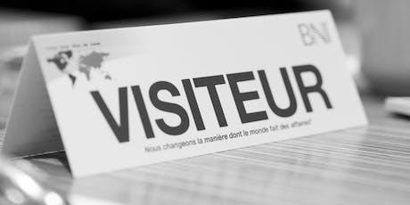 BNI Bonaventure - Déjeuner réseautage d'affaires tickets