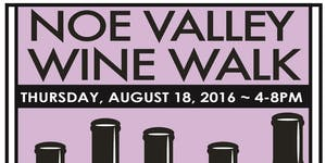 Noe Valley Wine Walk 2016