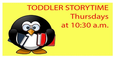 TODDLER STORYTIME tickets