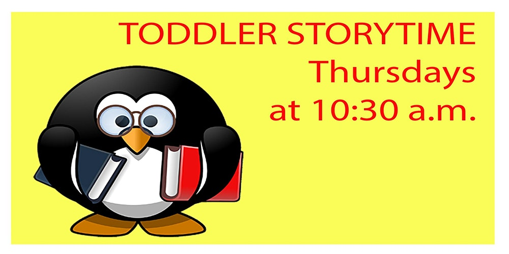 TODDLER STORYTIME Tickets, Multiple Dates | Eventbrite