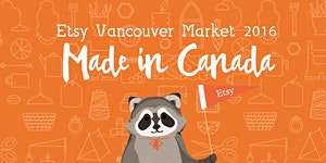 Etsy Vancouver Market 2016: Made In Canada