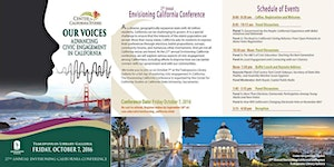 Our Voices: Advancing Civic Engagement in California,...