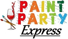 Paint Party Express logo