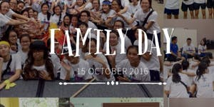 2016 Family Day by RVHS & PTA 家庭日