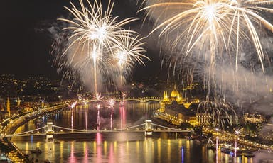 Fireworks celebration cruise - Special event on 20th August tickets