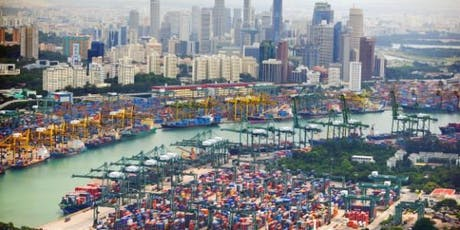 4th Executive Workshop on Strategic Planning for Ports & Terminals, Apr 23-24,2020  Singapore tickets