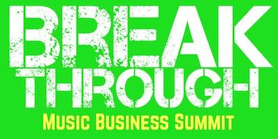 Breakthrough Music Business Summit Phoenix