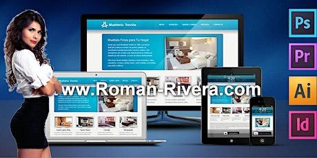 Diseño Gráfico de Merchandising en Productos y Servicios con Photoshop boletos
