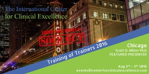 Training of Trainers 2016