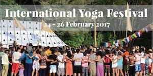 NEW ZEALAND'S INTERNATIONAL YOGA FESTIVAL 2017