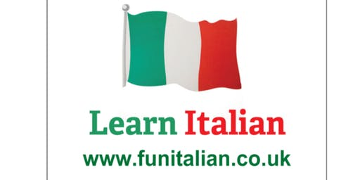 Beginner's Italian class