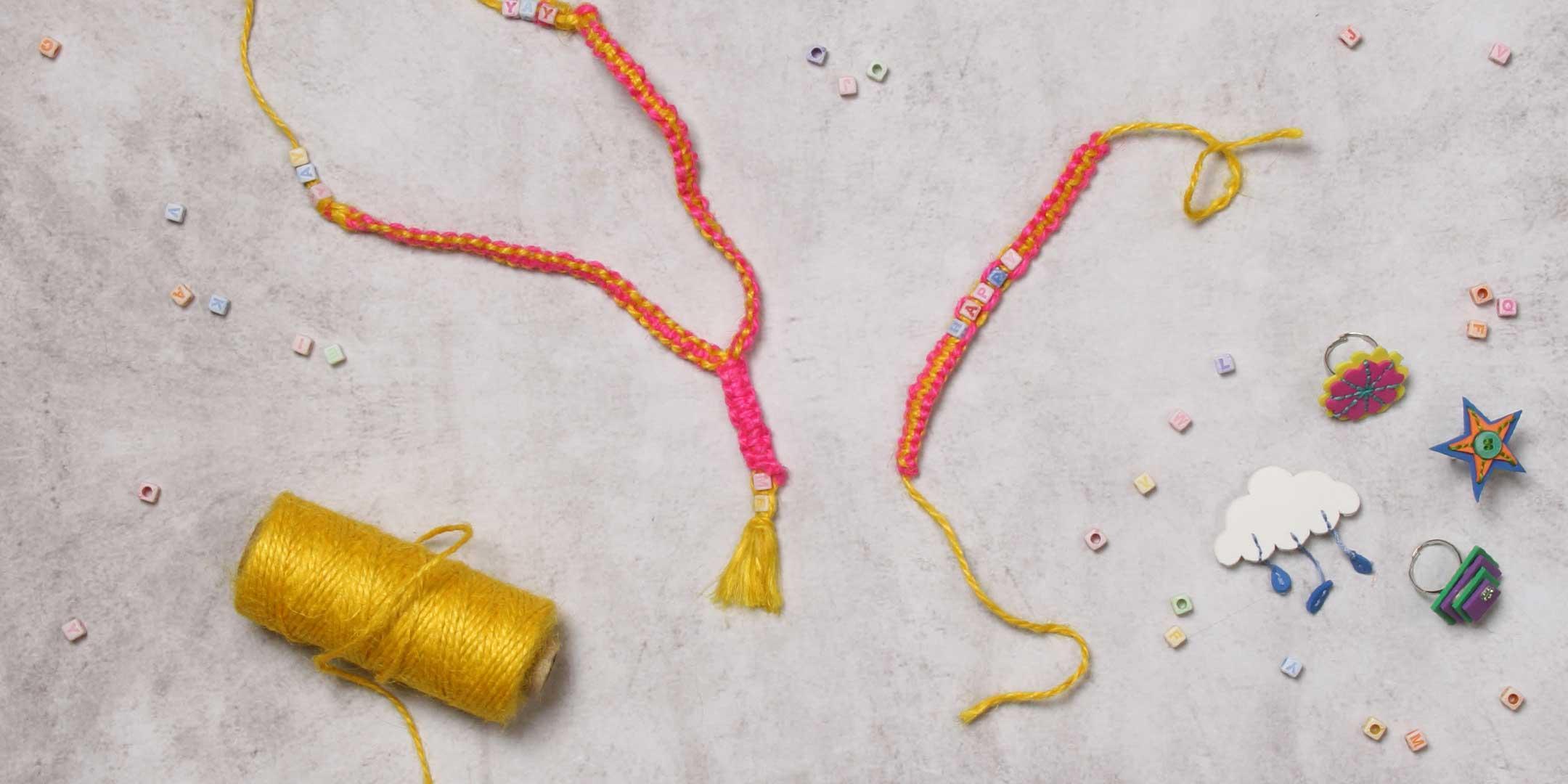 Kids Craft - Friendship Bracelets - Buchanan