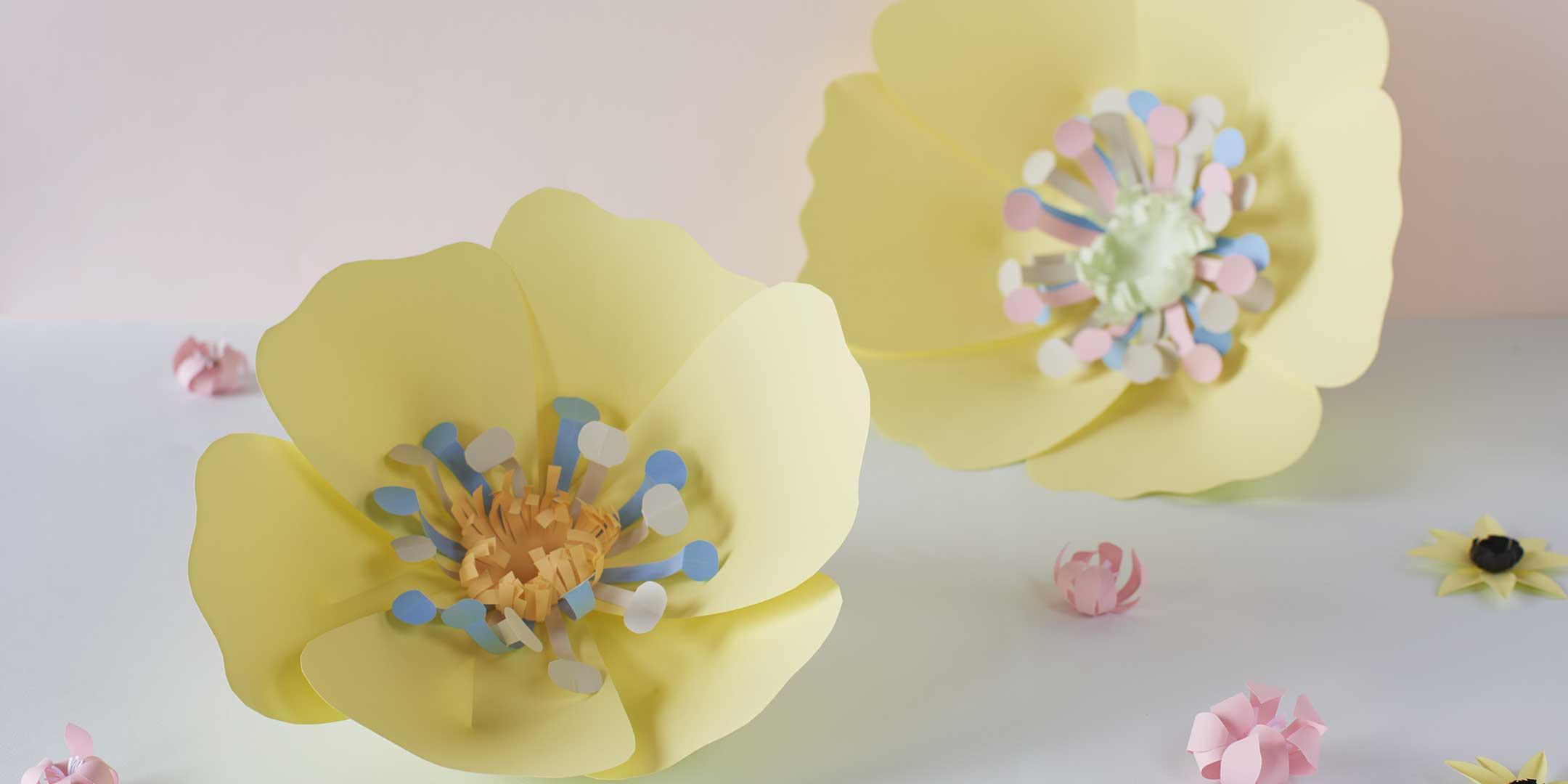 Kids Craft- Summer flowers - Tottenham Court Rd, London