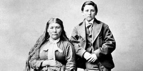 Uncovering a Modoc War Story: Toby Riddle/Winema with her Descendants tickets
