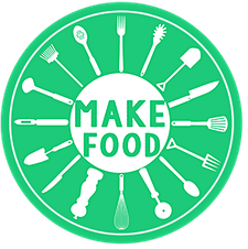 Make Food logo