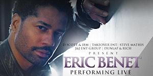 ERIC BENET 13th Annual All Black Affair | SAT NOV26 |...