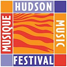 HUDSON MUSIC FESTIVAL / FESTIVAL DE MUSIQUE DE HUDSON logo