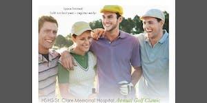 2016 HSHS St. Clare Memorial Hospital Golf Classic