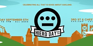 5th Annual Hiero Day 2016