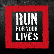 Run For Your Lives logo